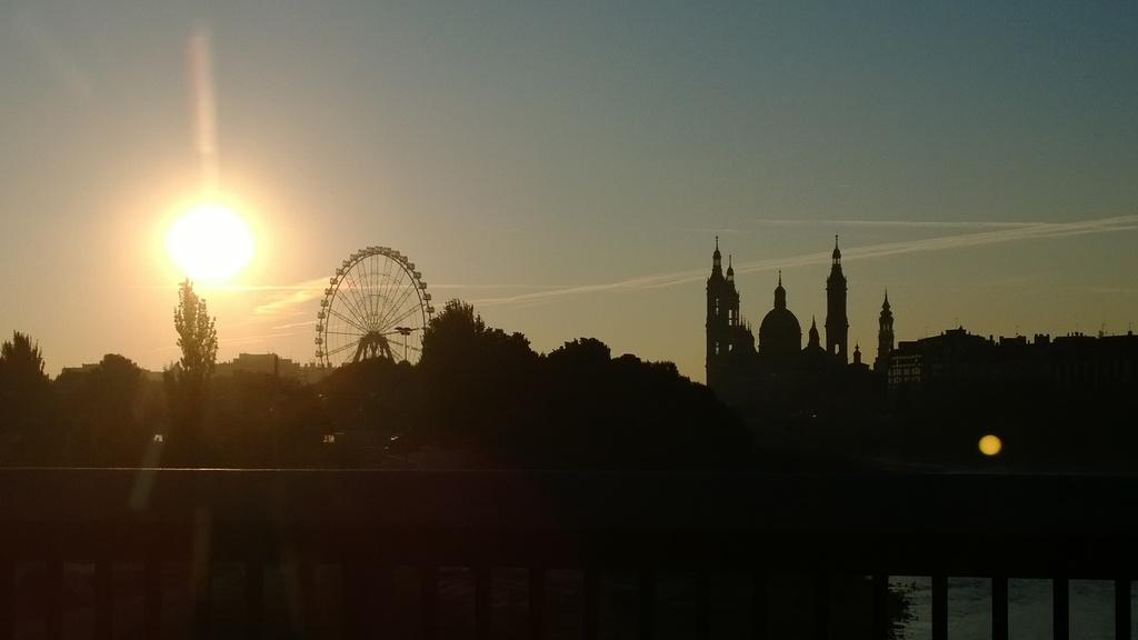 Good morning Zaragoza by petaqui
