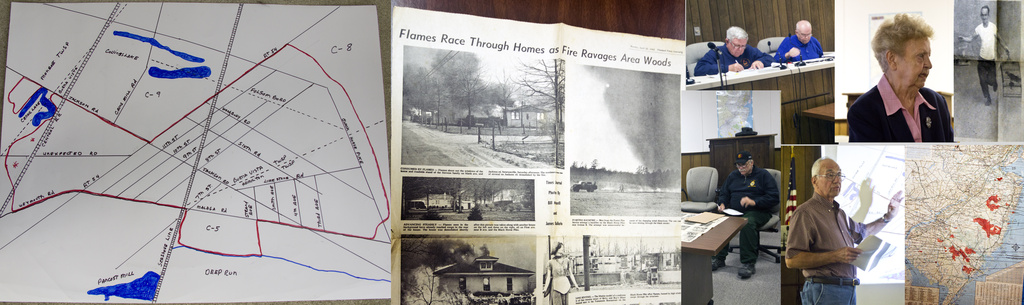 Buena Historical - 1963 Fire by hjbenson