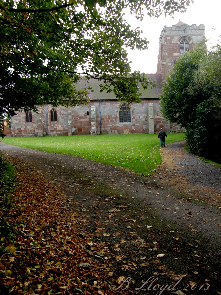 St Eata's Church by beryl