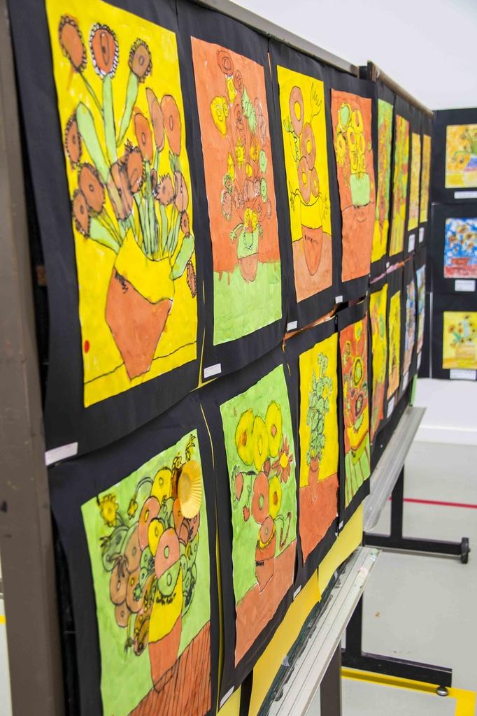 Art show by corymbia