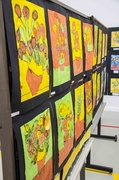 13th Oct 2013 - Art show