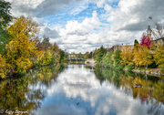 18th Oct 2013 - Cloudy Waters in Cedarburg
