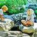 Boys In The Pond by joysfocus