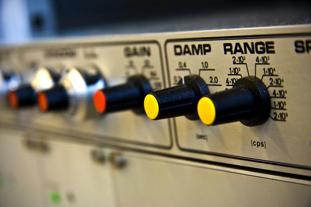 Damp Range by harvey