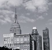 22nd Oct 2013 - Empire State Building from 23rd Street