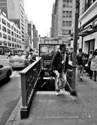 24th Oct 2013 - 23rd street subway station
