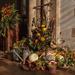 Harvest arrangement by dulciknit