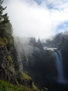 23rd Oct 2013 - When the Fog Lifted, The WaterFall