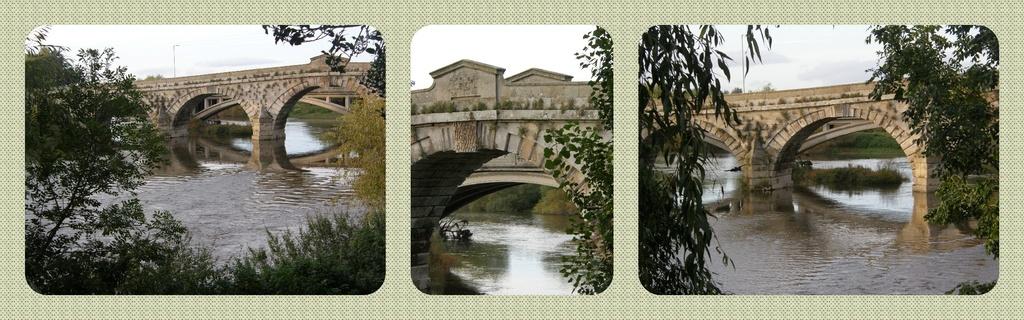 Atcham Bridge  by beryl