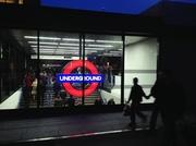 24th Oct 2013 - Underground, Overground...