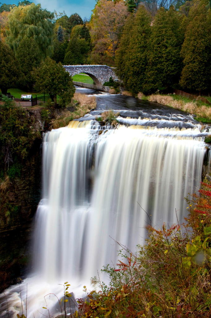 Webster Falls by pdulis