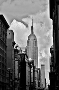 29th Oct 2013 - Empire State Building from Greenwich Village