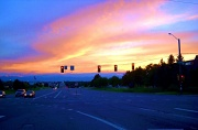 9th Sep 2010 - Driving into the Sunset