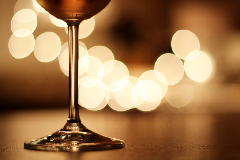Is It Wine O'Clock? by Allison