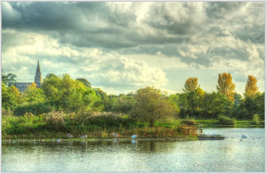 Across The Lake by carolmw