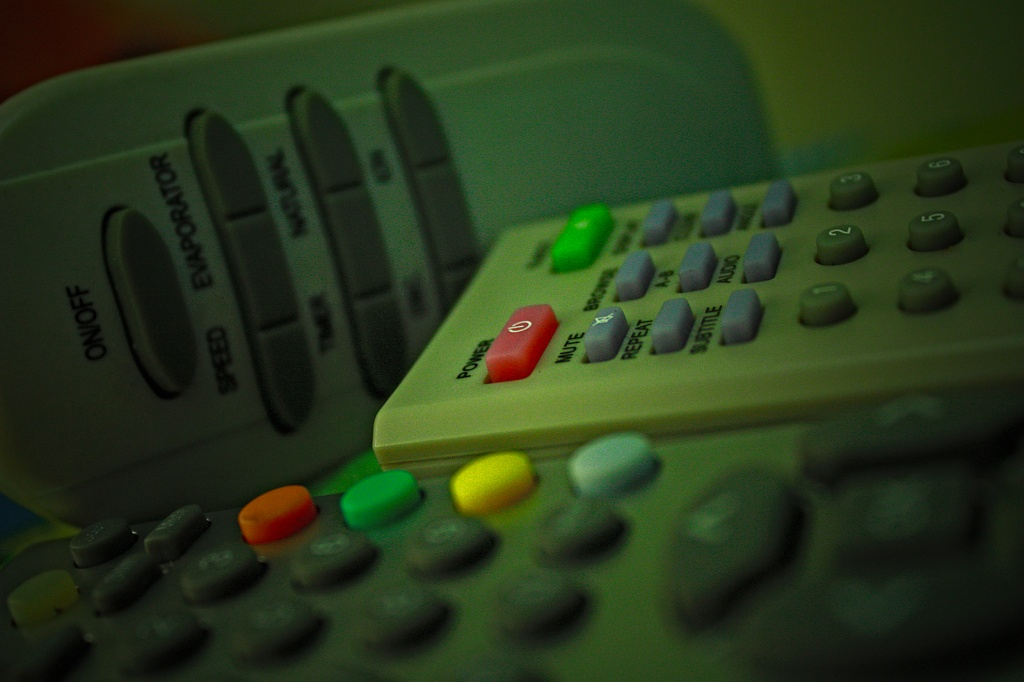 """""""Push the Buttons"""" by iamdencio"""