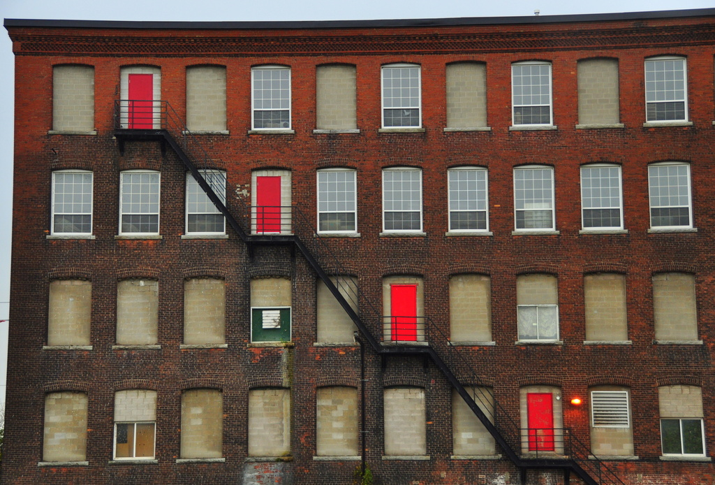 Red Doors by jayberg