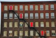 2nd Nov 2013 - Red Doors