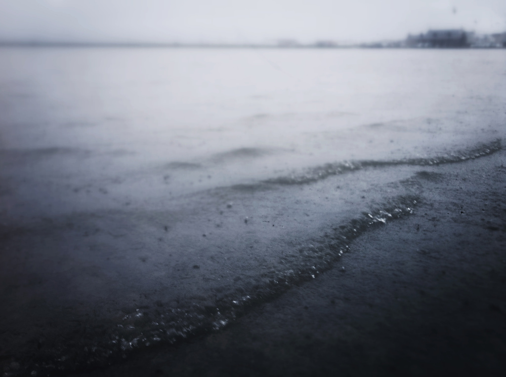 peedie sea flood  by ingrid2101