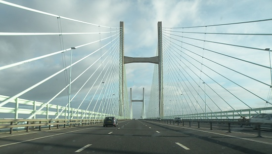 Another Severn Bridge picture by manek43509