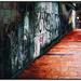 Graffiti Walkway by ivan