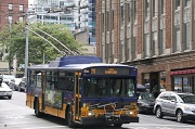"10th Sep 2010 - Trolleybus in Seattle  ""Technology that has made a difference."""