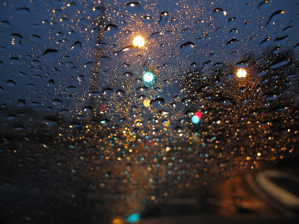 Rain Reflections by loey5150
