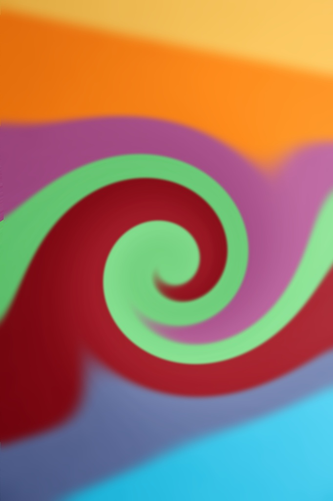 Abstract Rainbow by susale