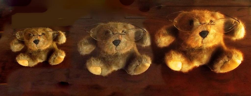 The Three Bears! by maggiemae