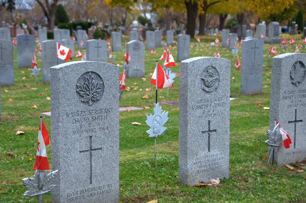 Remembrance Day in Canada by jayberg