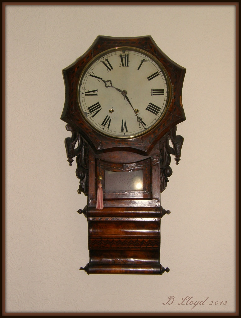 My Grandmother's Clock by beryl