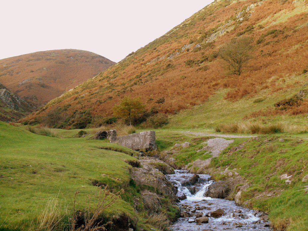 Carding Mill Valley... by snowy