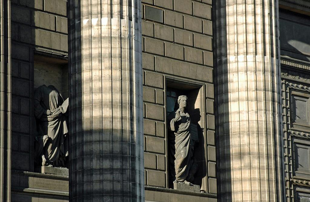 Eglise de la Madeleine by parisouailleurs