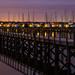 Evening marina reflection by riverlandphotos
