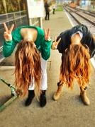 16th Nov 2013 - Crazy hair