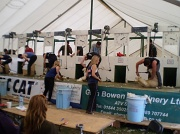 11th Sep 2010 - Sheep shearing completion
