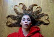 17th Nov 2013 - Hair in love