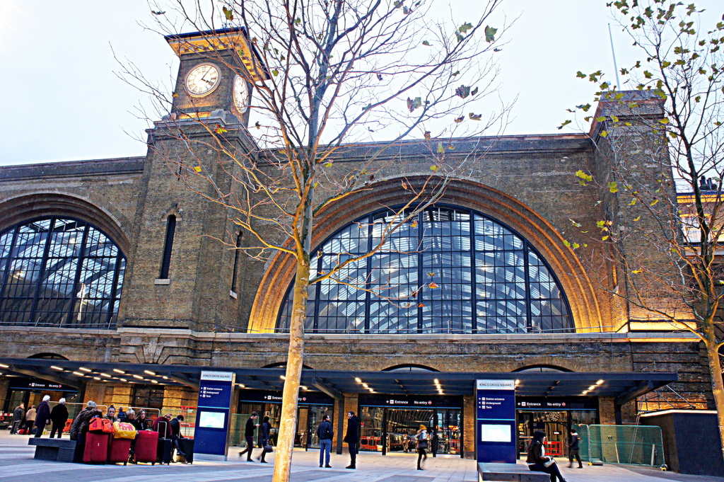King's Cross by boxplayer