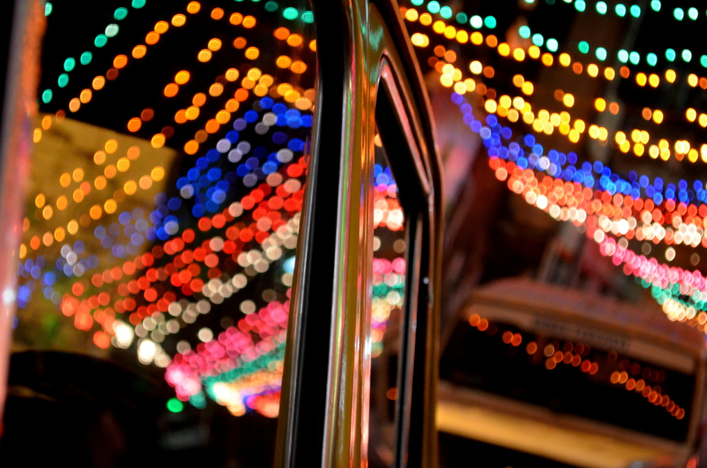 Puja Lights by andycoleborn