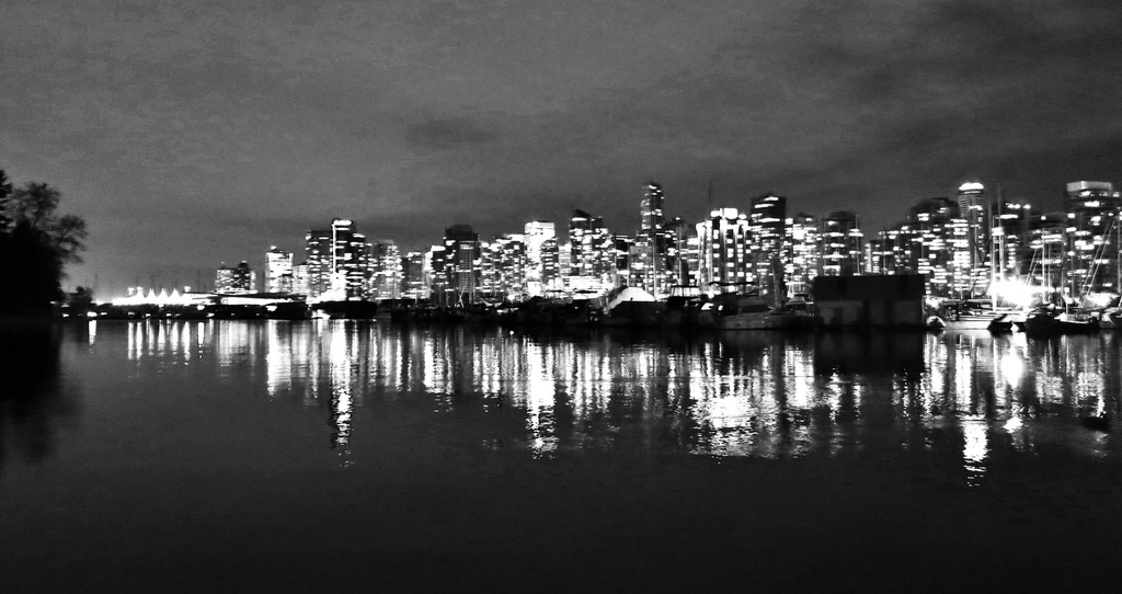 Vancouver Harbour by pdulis