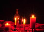 19th Nov 2013 - Evening in Red