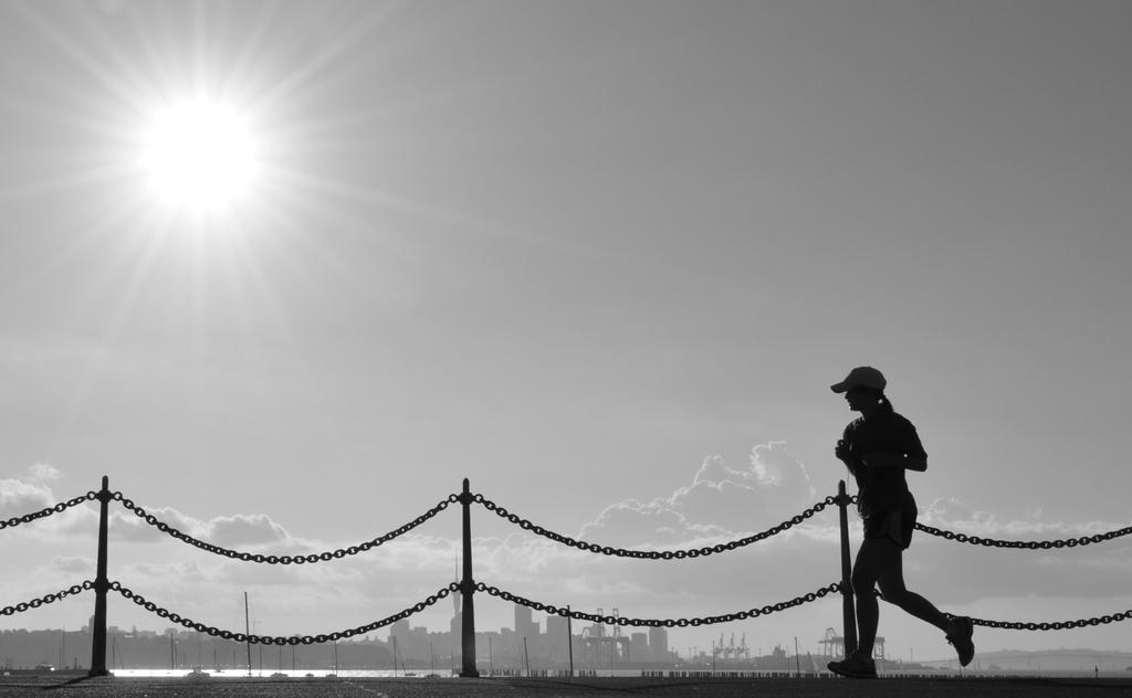 The Runner by spanner