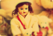 24th Nov 2013 - I don´t want to be a scary doll!