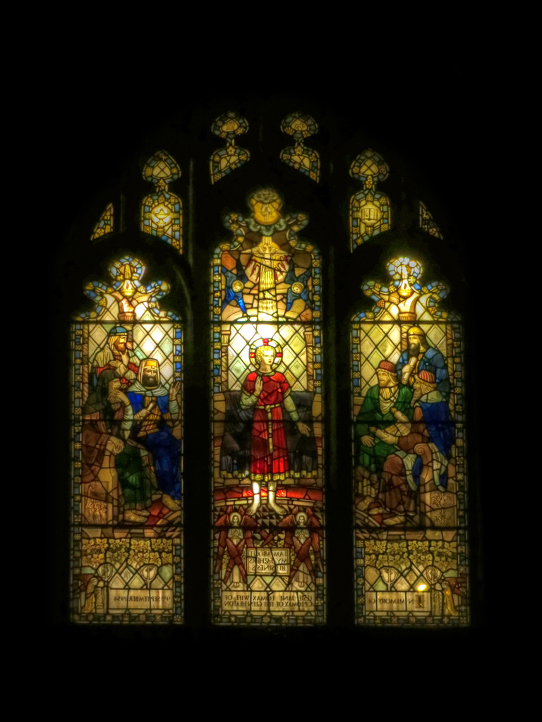 Church Window by gamelee