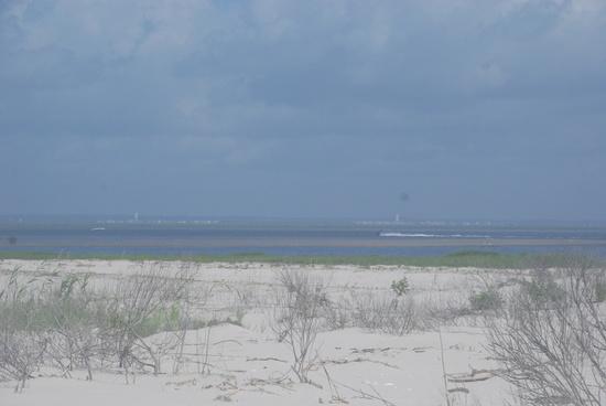 November 17 2013 New Sandbar Island-001 by mgbio