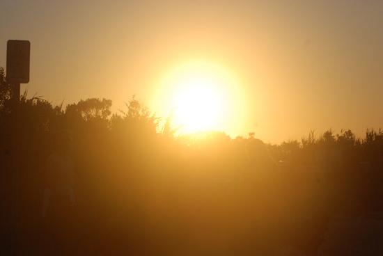 November 21 2013 Sunset by mgbio