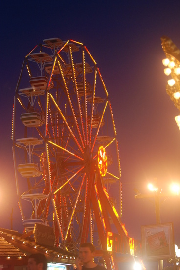 November 22 2013 Ferris Wheel by mgbio