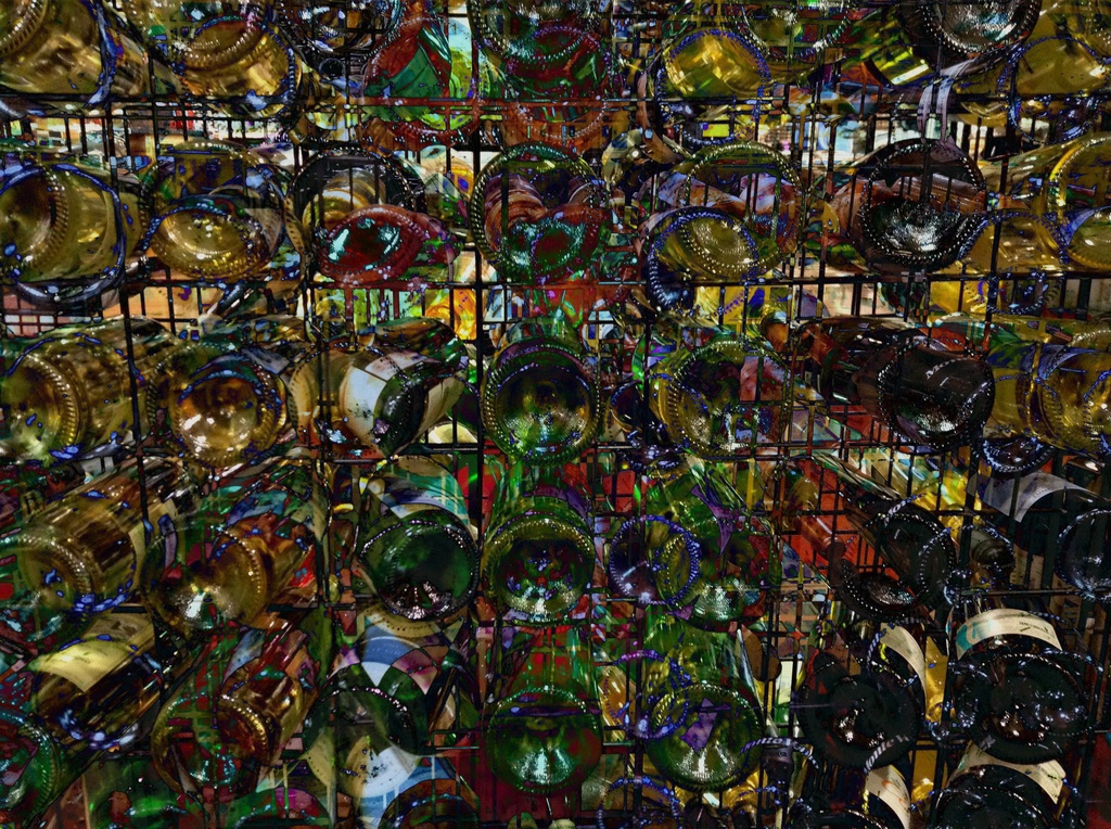 stained glass by vankrey