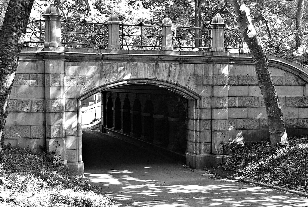 Dipway Arch, Central Park by soboy5