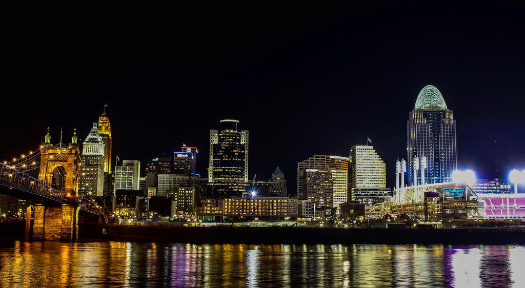 City High Lights  by cdonohoue